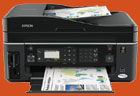 Epson Stylus Office BX610FW